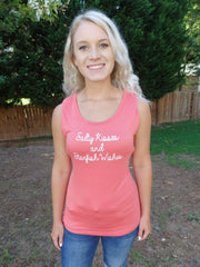 Coral Dreams Tank Top