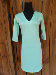 Mint Green Shift Dress
