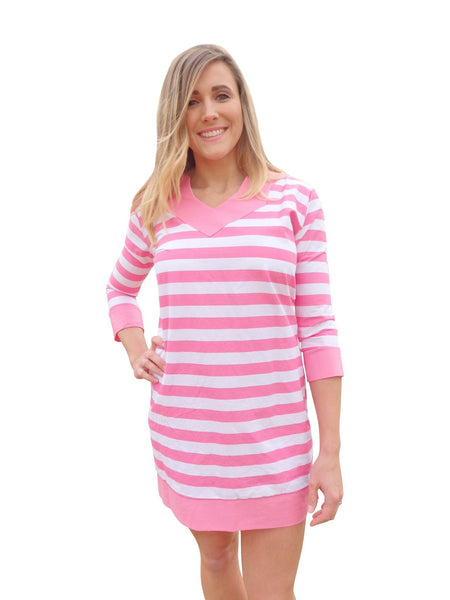 Beach Bridesmaid Tunic Dress-Choose Your Color