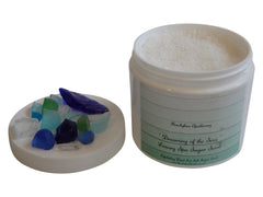 The Sea Luxury Sugar Scrub-Comes with a free Necklace Charm