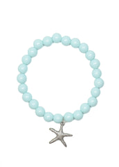 Classic Starfish Beaded Bracelet