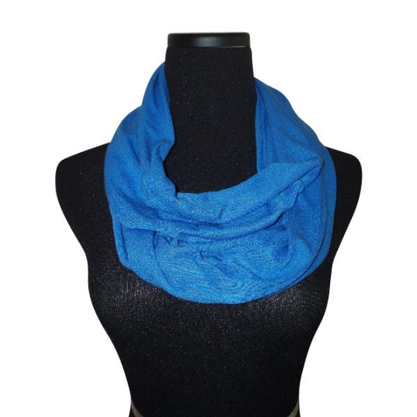 Blue Waters Infinity Scarf