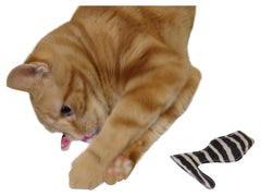 Fashion Paws Catnip High Heel Shoe Toys-Set of 2-You Choose Colors