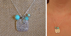 Dreaming of the Sea Necklaces