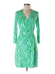 Lilly Pulitzer Wrap Printed Dress Size Medium SOLD OUT