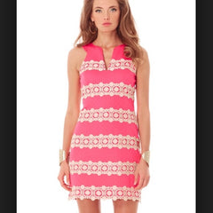 RARE Lilly Pulitzer Augusta dress - Size 8 REG. $298