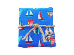 Island Escape Soap-Free Sailboat Jewelry Charm