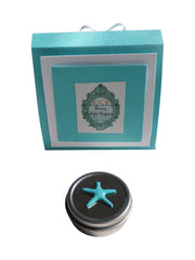 Luxury Beach STARFISH Solid Perfume-Comes with a free Necklace Charm