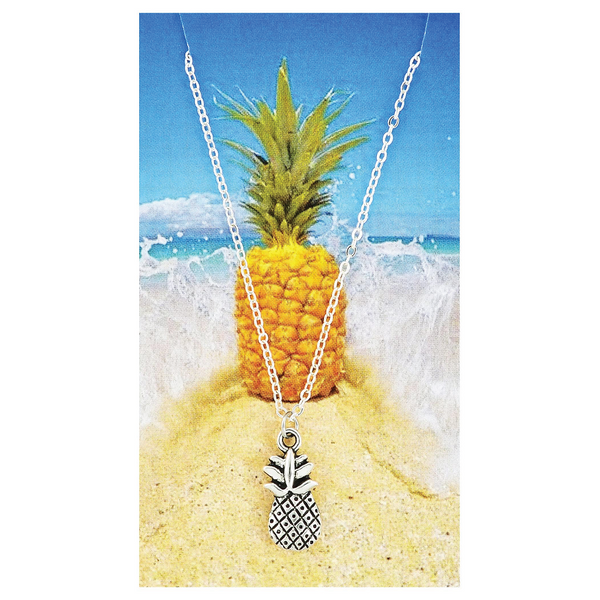 Sparkling Pineapple Necklaces