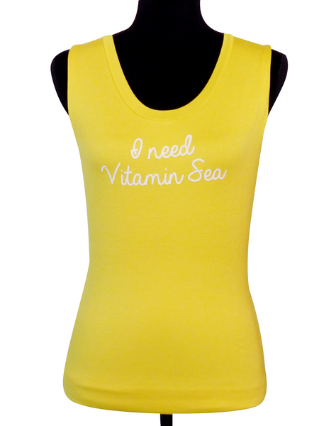 Beach Wedding Quote Tank Top-Choose your Color and Quote
