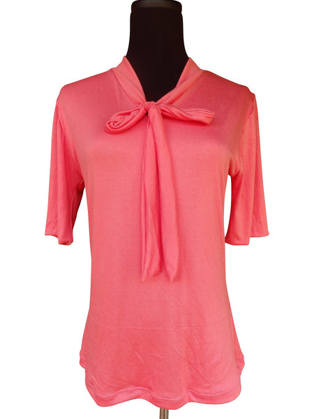 Coral Breeze Blouse