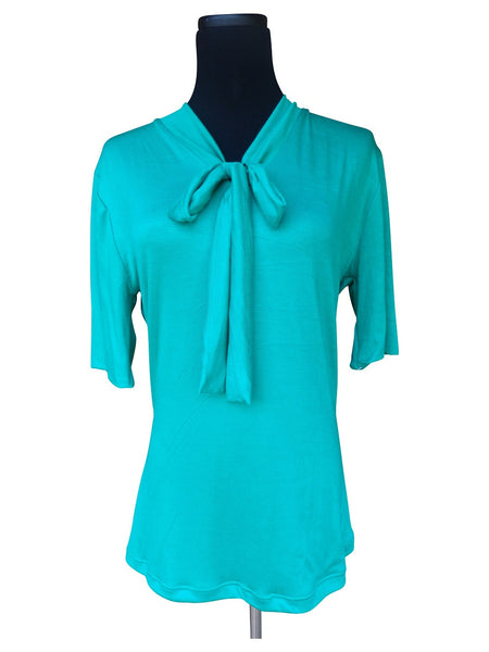 Design Your Own Paradise Preppy Blouse-8 Color Choices