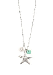 The Sea Starfish Necklace
