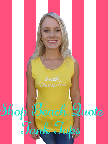 Sunshine Tank Top
