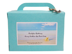Tropical Suitcase Spa Soap-Free Airplane Jewelry Charm