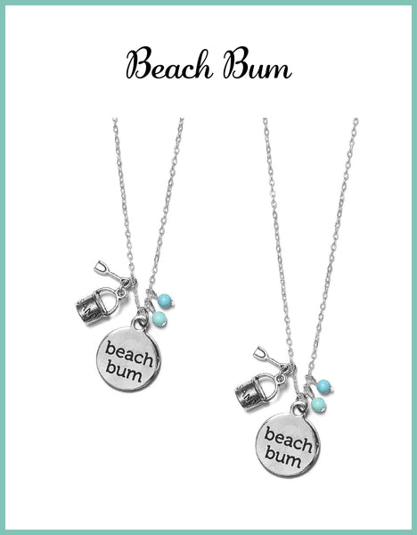 Beach Bum Necklaces