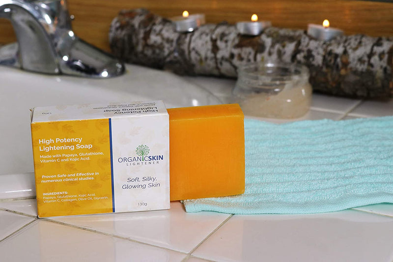 High Potency Lightening Soap Duo