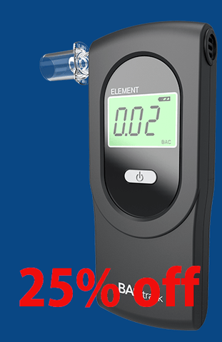 Element Pro Breathalyzer 20% Off
