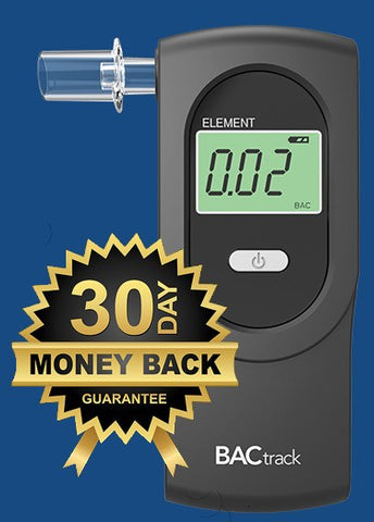 Element Pro Breathalyzer 30 Day Guarantee