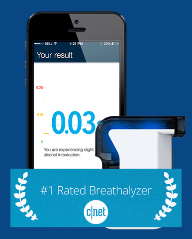 Mobile Pro Breathalyzer Smart Phone