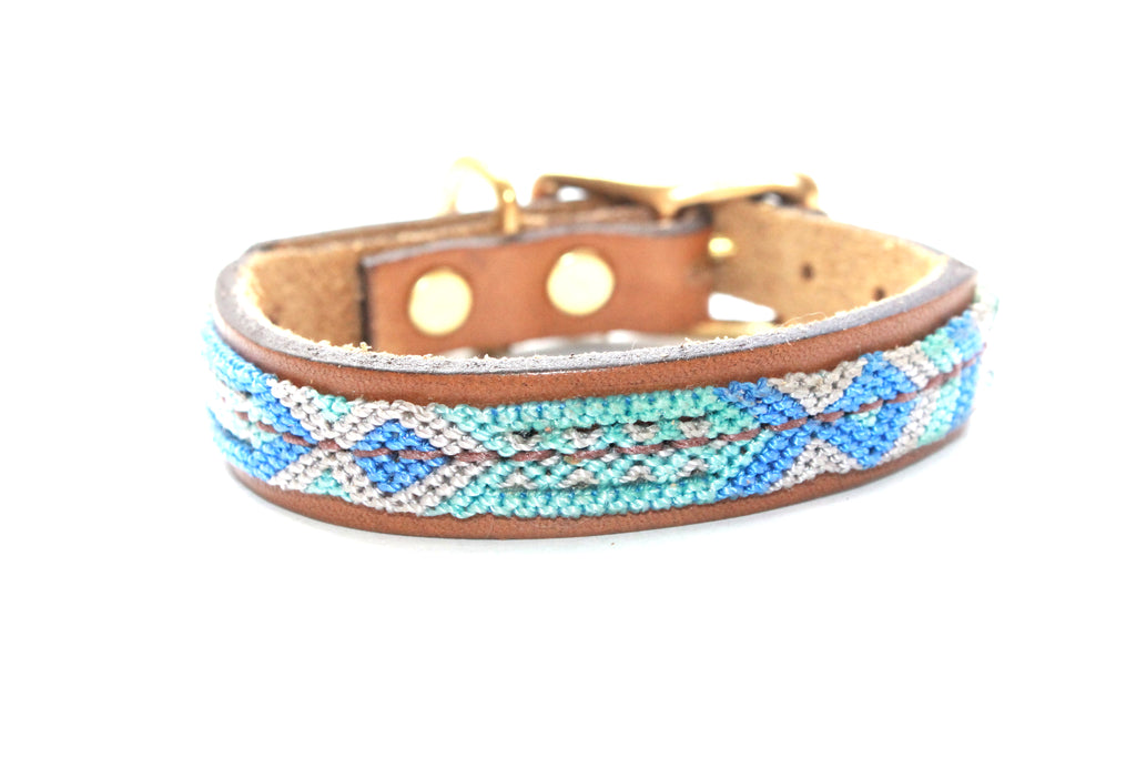Seiba Overlay Dog Collar