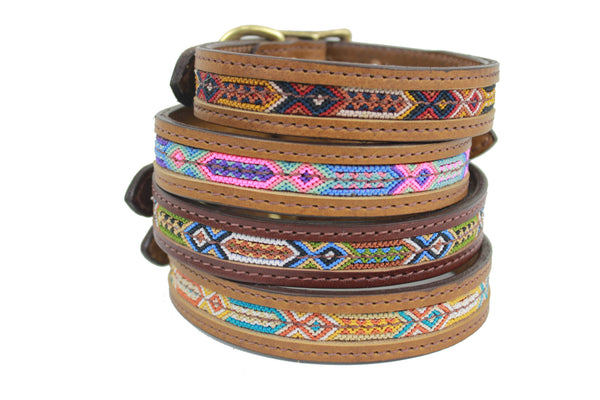 Seiba Inlay Dog Collar - Seiba - 1