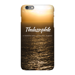 Thalassophile iPhone Glossy Matte Tough Phone Cases
