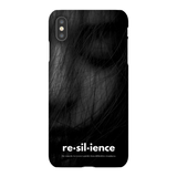 Resilience iPhone Glossy Matte Tough Phone Cases