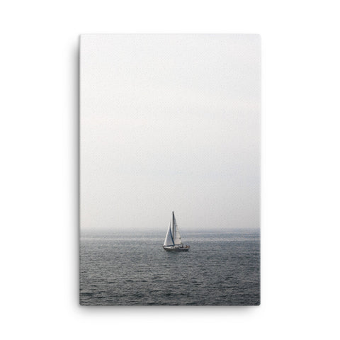 Sailing Canvas Wraps