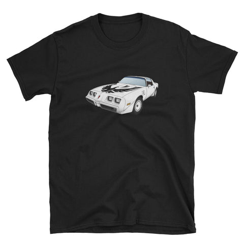 Auto Car Design Short-Sleeve Unisex T-Shirt - AUTOKLIKI1-W1