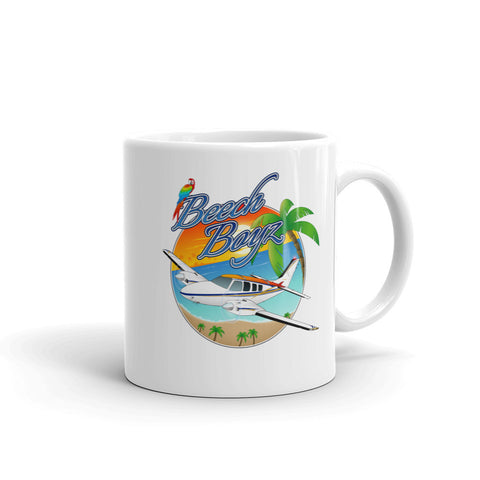 Beech Boys Theme Mug - AIR25521I-BG1