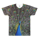 The Pavo All Over Print T-Shirt