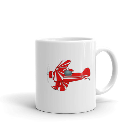 Airplane Design (Red) Mug - AIRG9KJG5-R1