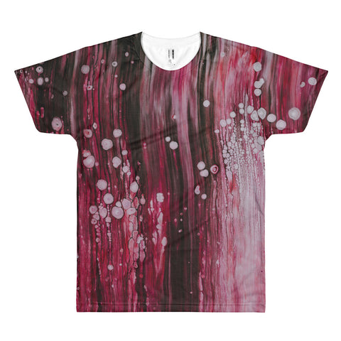 Red Tide All Over Print T-Shirt