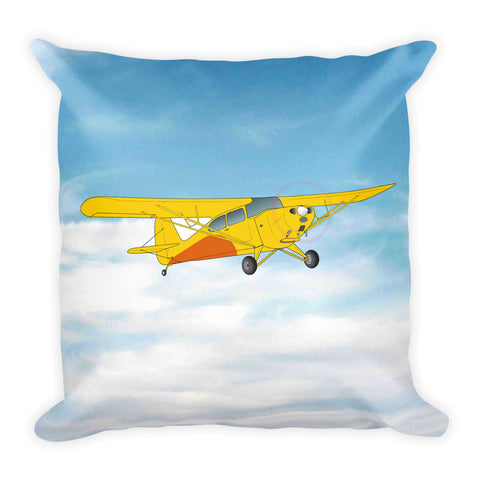 Airplane Throw Pillow - AIRJ5I381-Y1
