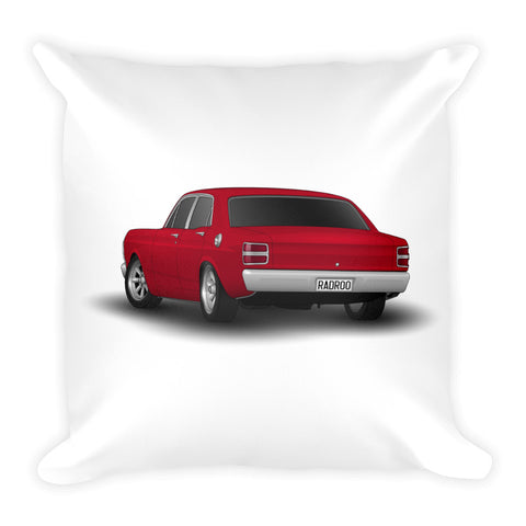 Auto Car Design Basic Pillow - AUTO61CKL6B-R1