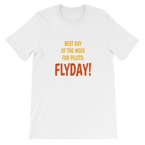 Best Day of the Week Aviation Airplane T-Shirt