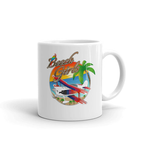Beech Girls Theme Mug - AIR38I517-BPR1