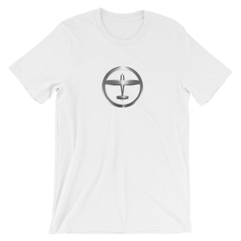 Airplane Badge 1 Aviation T-Shirt