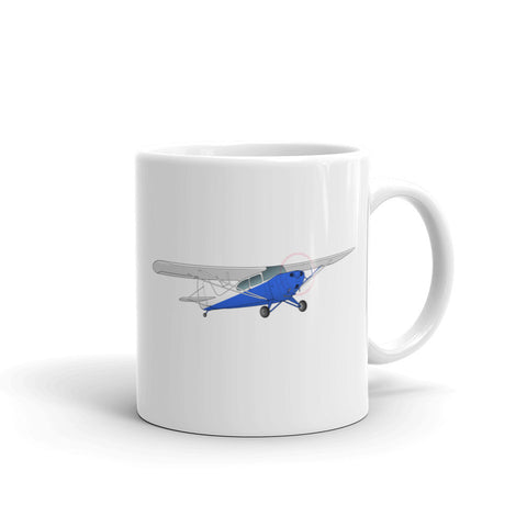 Airplane Design Mug - AIRJ5I381-B2