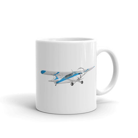 Airplane Design Mug - AIRJ5I381-B3
