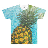 Pineapple Pool All Over Print T-Shirt