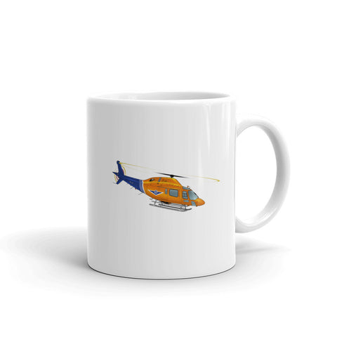 Helicopter Mug (Yellow/Blue) - HELI17LAW119-YB1