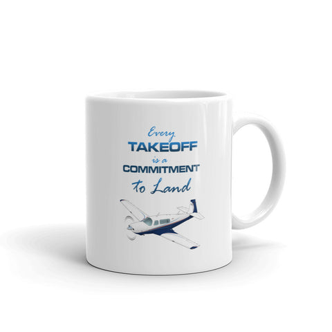 Take Off Theme Mug - AIRDFFM20R-BR1