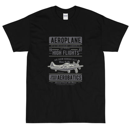 Aeroplane Retro Airplane T-Shirt
