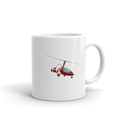 Airplane Mug (Red/Black) - AIR1LK31C912-RB1