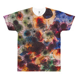 Aurelia Aurita All Over Print T-Shirt