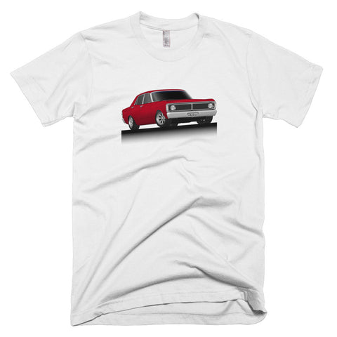 Auto Car Design T-Shirt - AUTO61CKL6F-R1