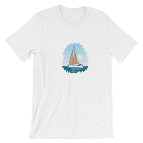 Yachts Vessels & Boat T-Shirt - BOAT31K