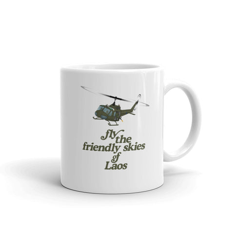 Friendly Skies Theme Mug - HELI25CUH1-G2